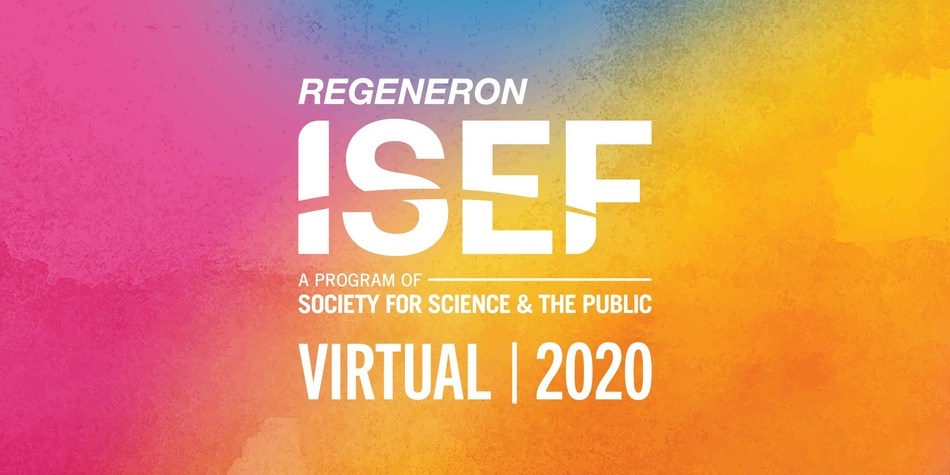 The Regeneron International Science and Engineering Fair is going Virtual!  Join us from May 18 through May 22 to hear speaker of the highest caliber.
