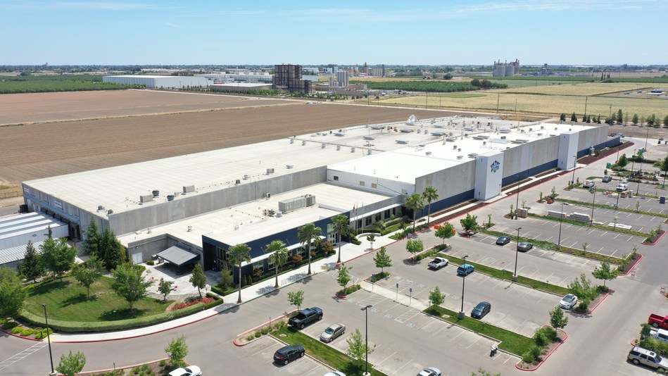 Building expansion in Turlock, Ca