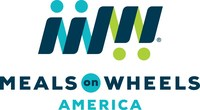 Meals on Wheels America is the leadership organization supporting the more than 5,000 community-based programs across the country that are dedicated to addressing senior isolation and hunger. (PRNewsfoto/Meals on Wheels America)