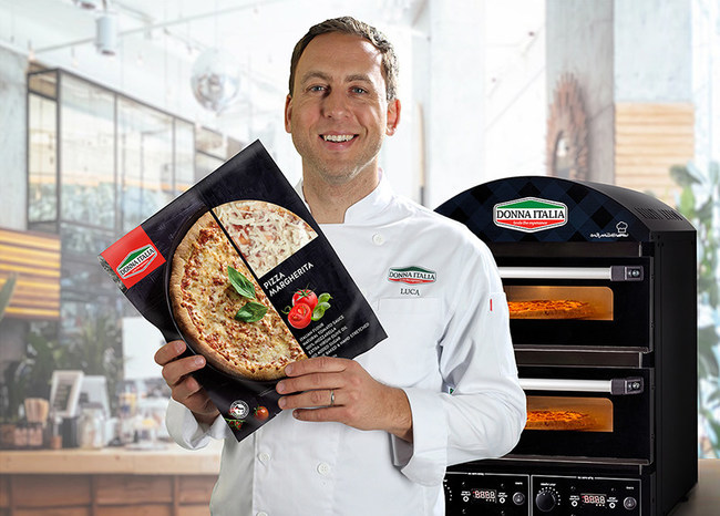 Donna Italia, The Unique Turnkey Pizza Solution for Food Businesses