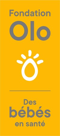 Logo : Fondation OLO (Groupe CNW/Fondation OLO)