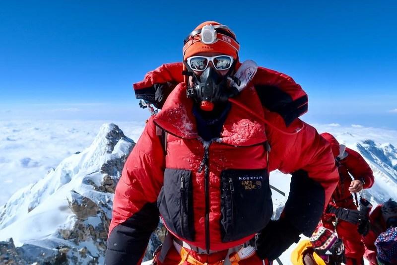 Everest climber and explorer Mr. Khoo Swee Chiow