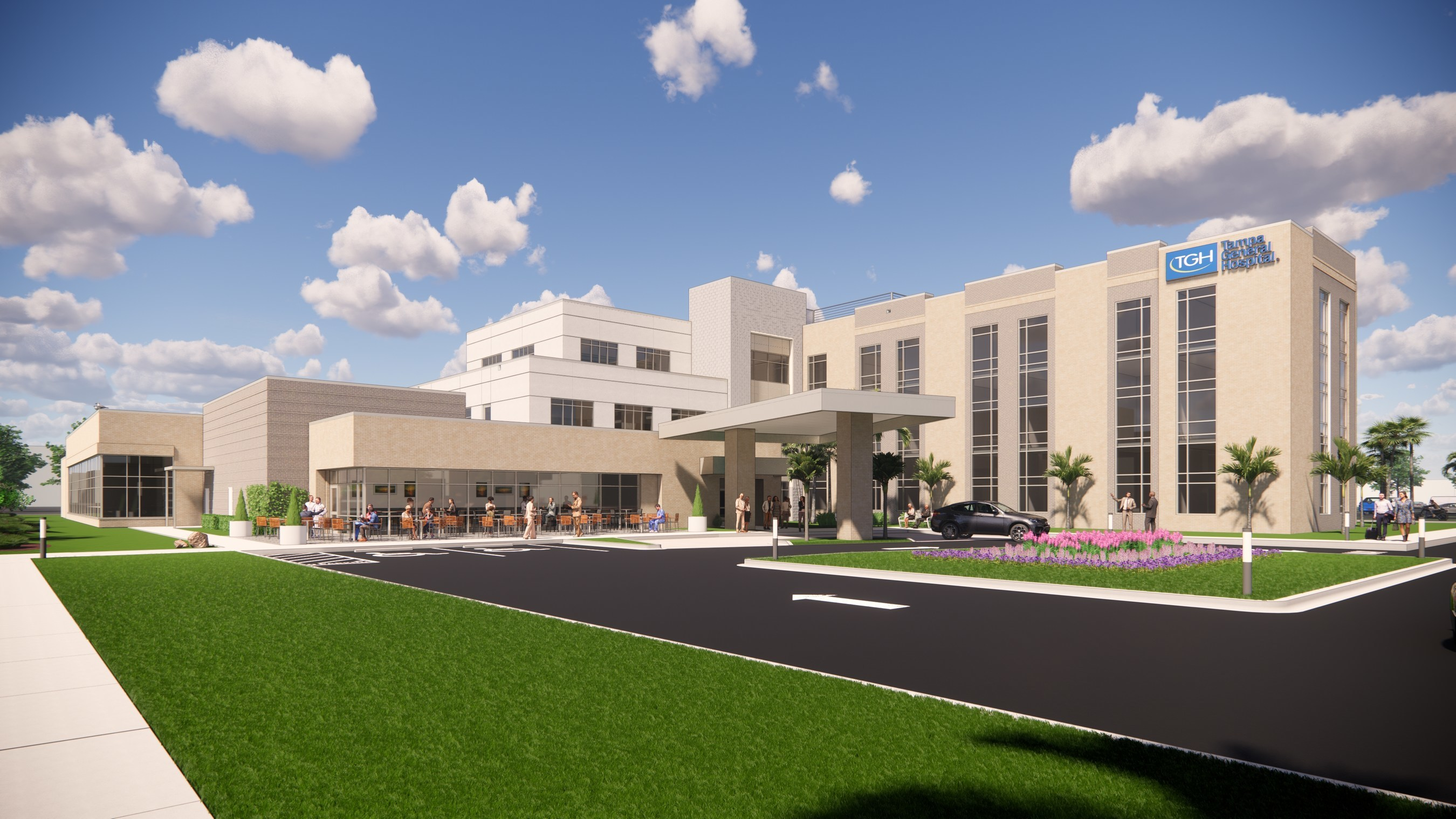 Tampa General Hospital And Kindred Healthcare Announce Partnership And Plans For A New Inpatient Rehabilitation Hospital