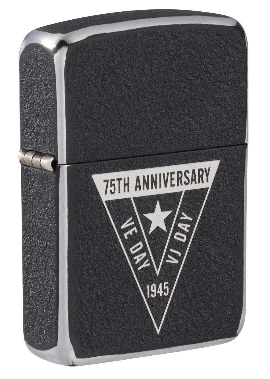 Zippo Launches Limited-Edition WWII Replica Lighter in Steel
