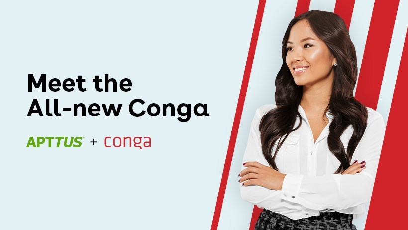 Meet the All-new Conga