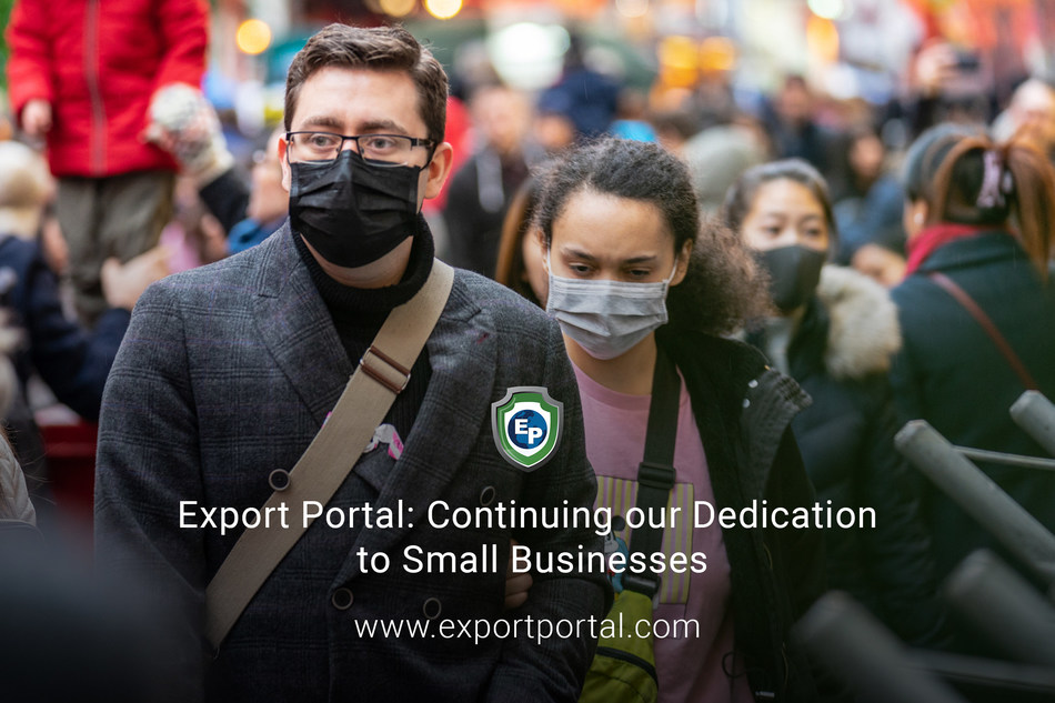 Export Portal is here to support small businesses.