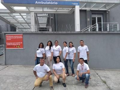 Doadores voluntários da ADVS-SP
