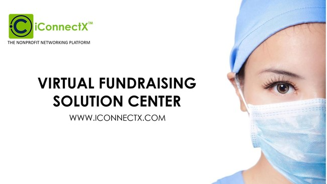 Virtual Fundraising solutions including auctions, event ticketing and fundraisers