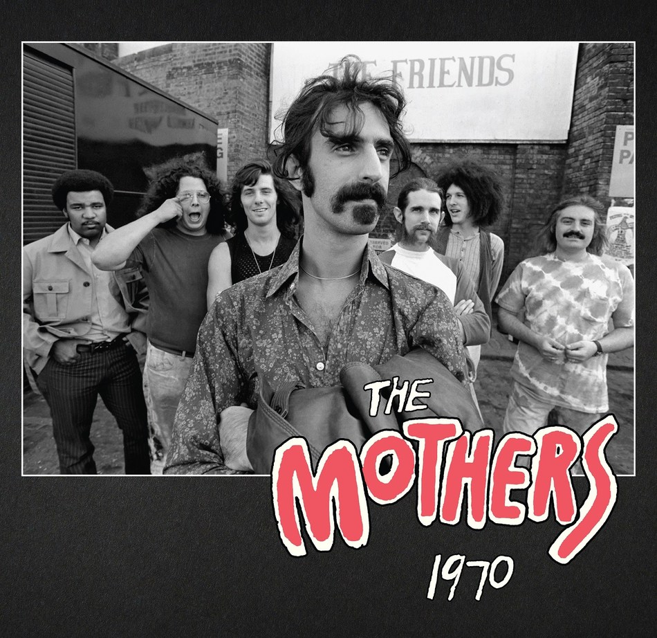 To commemorate the 50th anniversary of Frank Zappa's celebrated but short-lived 1970 Mothers of Invention lineup, a new 70-song collection of unreleased studio and live recordings will be released on June 26.