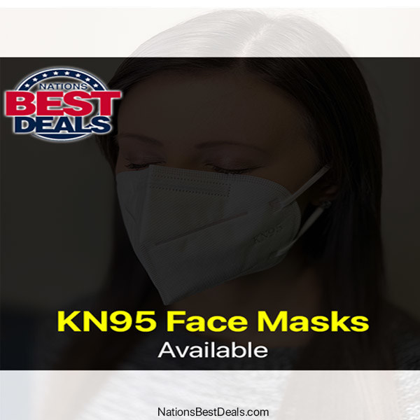 Nationsbestdeals.com has mask available for both individuals and businesses.