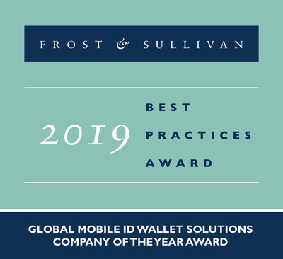 Thales Commended by Frost & Sullivan for its Unparalleled Government-to-Citizen Mobile ID Solution, the Gemalto Digital ID Wallet