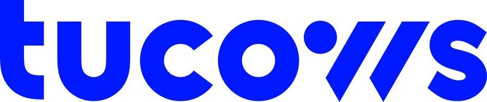 Tucows logo - Blue