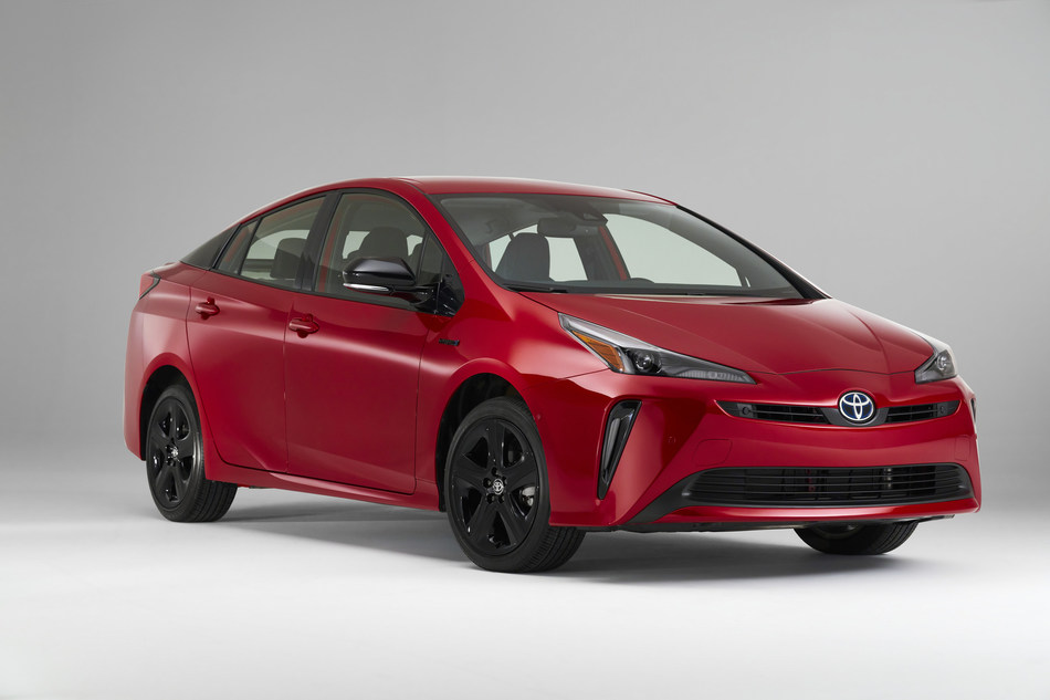 The Car That Changed An Industry: Toyota Marks 20th Anniversary of Prius with Special Anniversary Edition