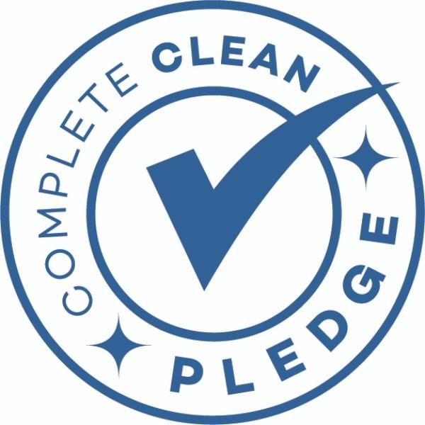 Enterprise Holdings announced the implementation of its Complete Clean Pledge across the Enterprise Rent-A-Car, National Car Rental and Alamo Rent A Car brands.