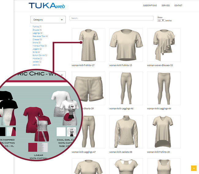 TUKA3D Designer Edition - DE 3D Assets and Library