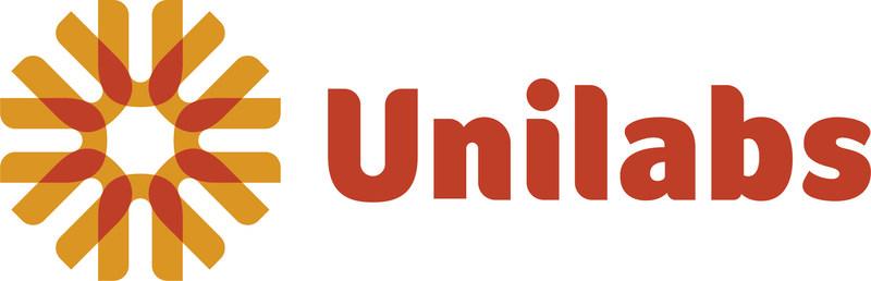 Unilabs Logo (PRNewsfoto/Unilabs,Aidoc)