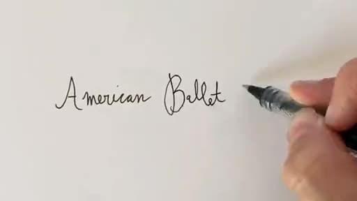 American Ballet Theatre: Together Tonight Invitation