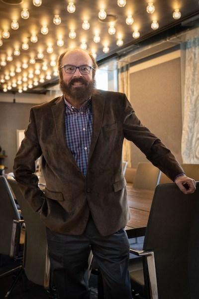 Host and Award-Winning Journalist, Dean Rotbart