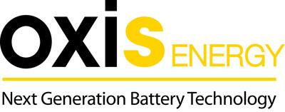 OXIS Energy Logo
