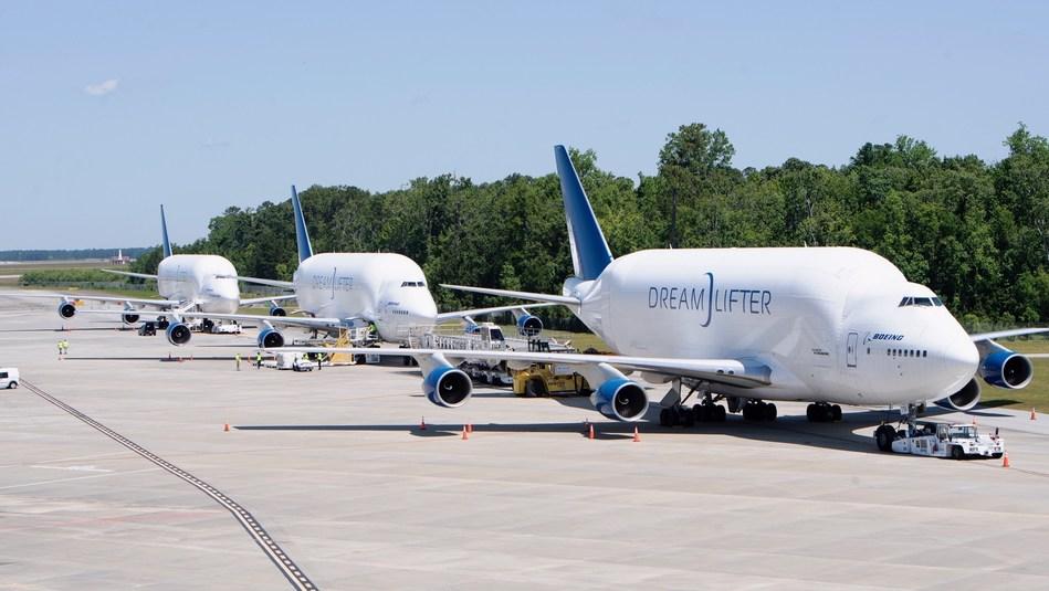 (PRNewsfoto/Boeing)