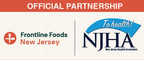 NJHA, Frontline Foods Partner to Provide 'Comfort and Nourishment' for Healthcare Heroes While Supporting Local Restaurants