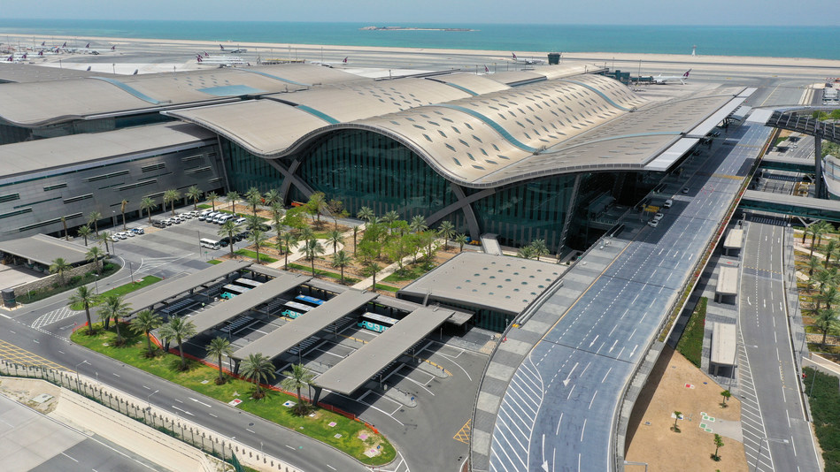 Hamad International Airport (PRNewsfoto/Hamad International Airport)