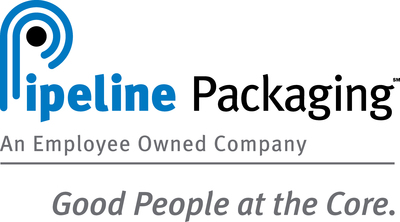 Pipeline Packaging is the largest US distributor of industrial rigid packaging and an upcoming resource in the consumer packaging market. (PRNewsfoto/Pipeline Packaging)