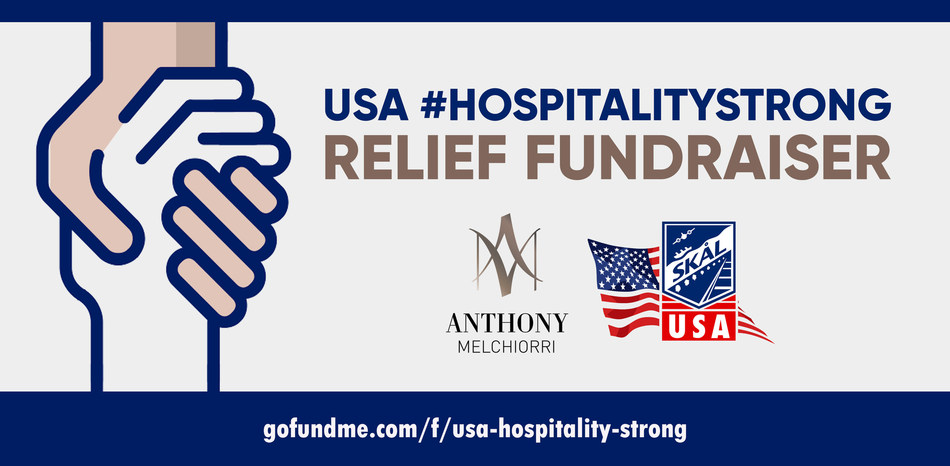 USA Hospitality Strong Relief Fundraiser Information
