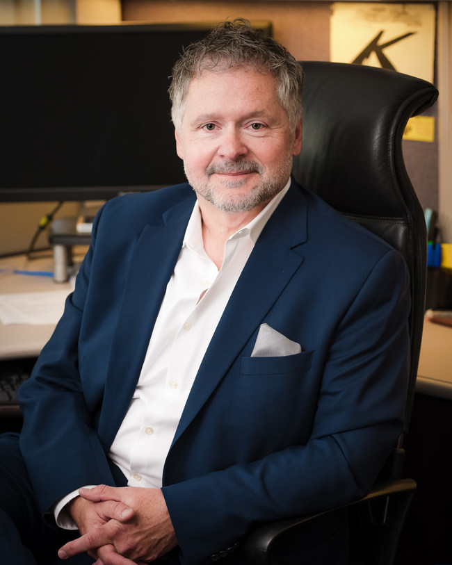 John Kolman, VP and Global Head of Translational Medicine at QPS