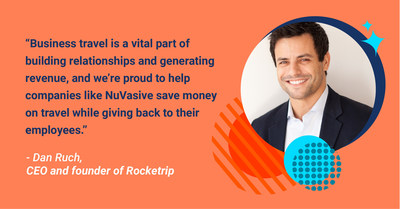 Rocketrip founder Dan Ruch on the importance of building a strong corporate travel culture, especially now.