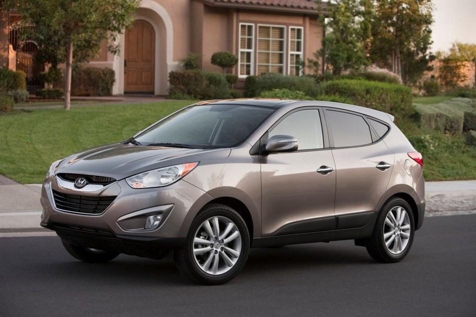 Hyundai's Iconic Tucson SUV Surpasses One Million Sales in the U.S.