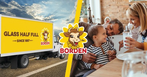 Borden Dairy Awarded USDA Contract to Provide 700 Million Servings of Nutritious Dairy Products for Families in Need