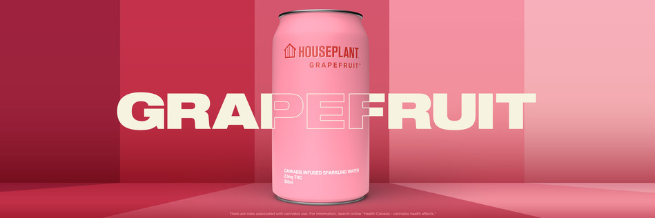 Houseplant Grapefruit (CNW Group/Canopy Growth Corporation)
