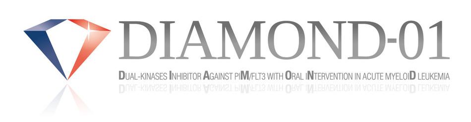 DIAMOND Logo (PRNewsfoto/Menarini Ricerche)