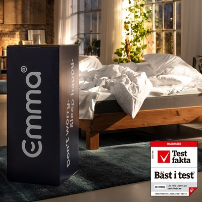 The bed-in-a-box company Emma, photo taken by Florian Grill.