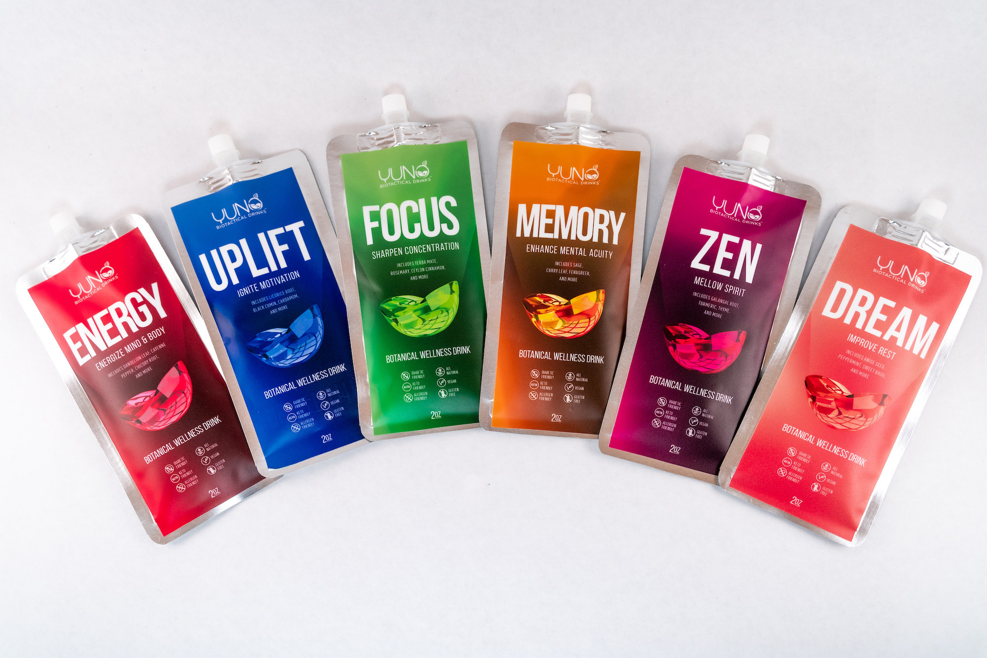 "YUNO Launches ""BioTactical Drinks"" to Provide Daily, Personalized ..."