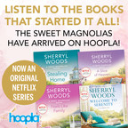 Dreamscape Media Releases Sherryl Woods Audiobook Collection in Leadup to Netflix Premiere of Sweet Magnolias Series