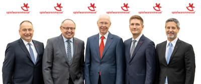 Spielwarenmesse eG: Supervisory Board Announces Changes to Executive Board