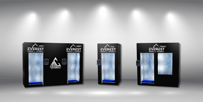 EVEREST by CryoBuilt Cryotherapy Chambers