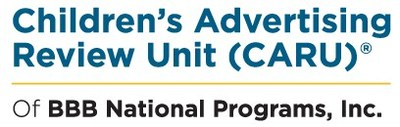 Children's Advertising Review Unit (CARU) (PRNewsfoto/Children's Advertising Review U)