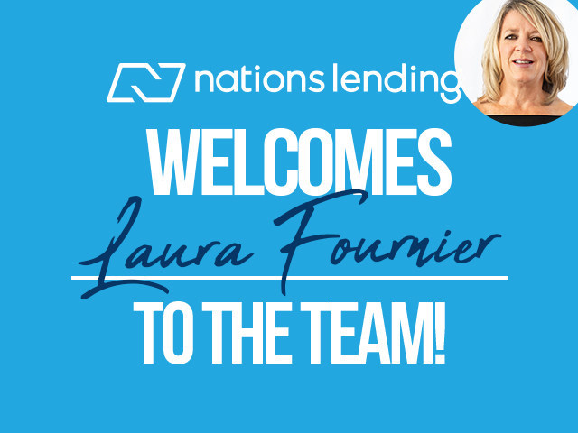 Nations Lending welcomes new branch manager Laura Fournier as head of the company's Columbia, Maryland branch, serving clients in the Greater Washington DC area and Pennsylvania as well.