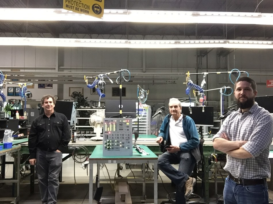 Yorkville's Pickering production facility (CNW Group/Yorkville Sound)