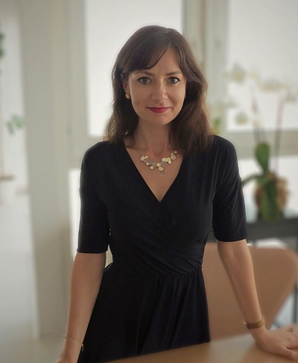 AIDA's CEO & Founder, Elena Gabriela Ardelean