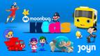 Moonbug Enters Strategic Partnership with Joyn to Launch Platform's First Dedicated Kids' Channel