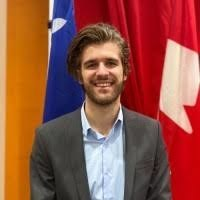 McGill Medical Student Vincent Brissette (CNW Group/Head and Hands)