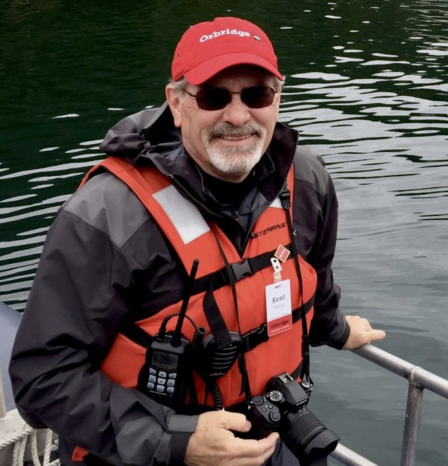 Ranger Kent Taylor Guides an Alaska Tour