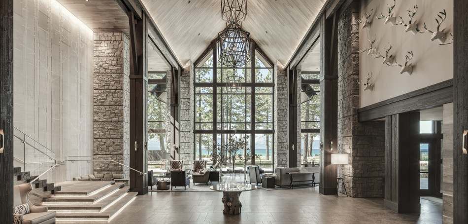 The Great Room at The Lodge at Edgewood Tahoe