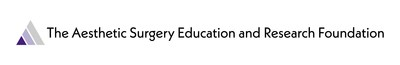 The Aesthetic Surgery Education and Research Foundation Logo (PRNewsfoto/The Aesthetic Society)