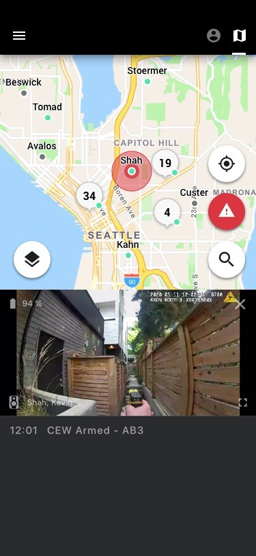 Axon Launches Mobile App for Body Camera with Remote Livestreaming and Critical Real-Time Alerts