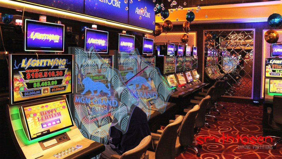 Smith Rosen Gaming Partitions is the first company in the world to manufacture and introduce proactive UVC, anti-covid, technology in the Casino Gaming Space. The SAFEPLAY UV Gaming Partition eradicates germs while keeping players distanced, and safe. (Patent Pending)